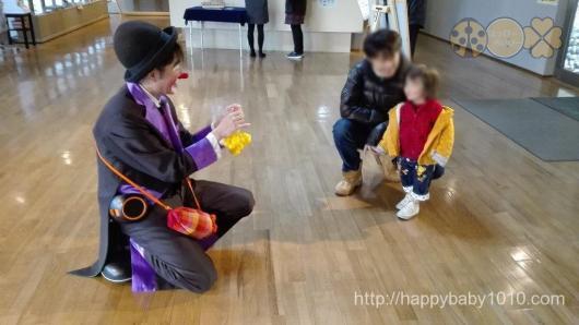 千頭駅 音戯の郷 ピエロ イベント トーマスフェア
