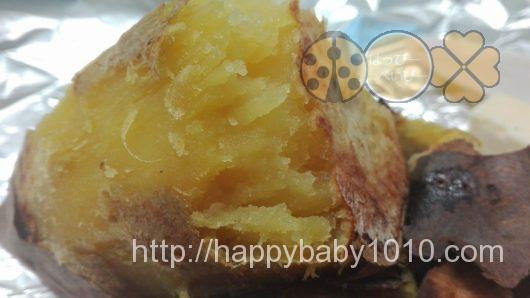 ヘルシオ 焼き芋 ウォーターオーブンレンジ2