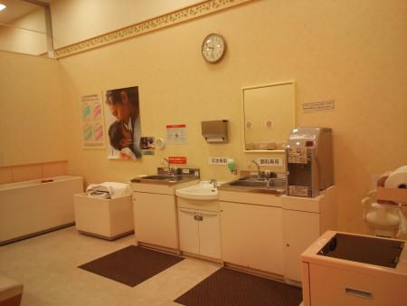 西新井アリオ 授乳室