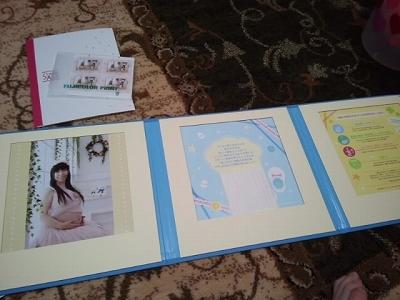 スタジオリス Baby shower book
