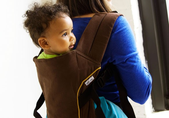 Best Baby Carrier for a Small Mom - Happy Baby Central