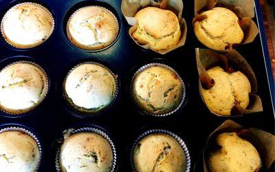 Bananen Muffins (zuckerfrei)