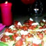 Tomaten-Mozzarella Bruschetta