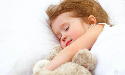 3 Dinge die Kindern den Schlaf rauben