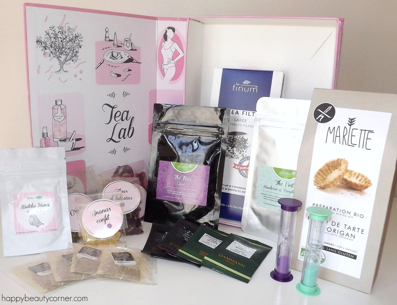 the box tea lab