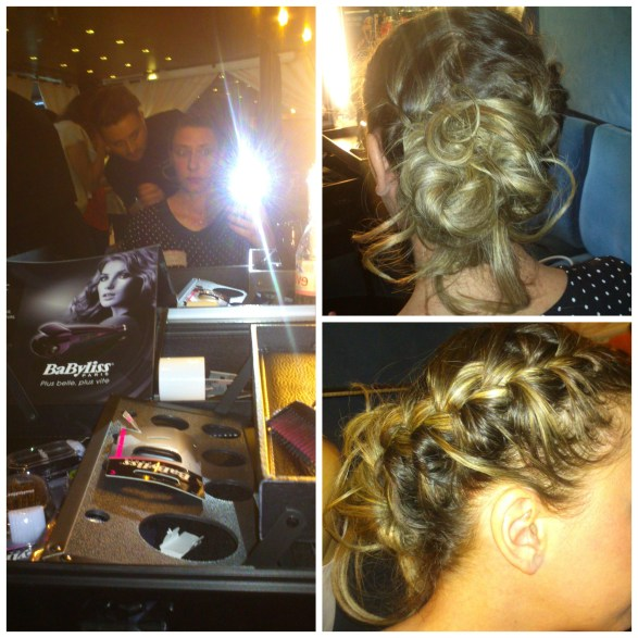 chignon babyliss tribway
