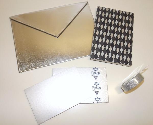 box monoprix carnet