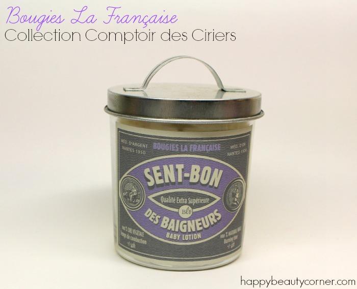 Du propre dans la Maison avec Les Bougies La Française ! (concours inside)