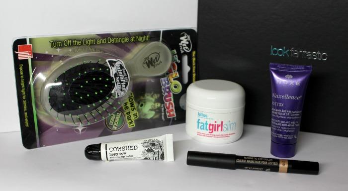 La Beauty Box de Look Fantastic !