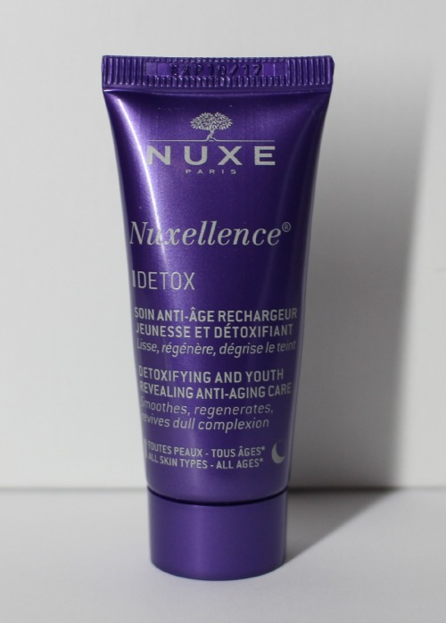 nuxe nuxellence nuit