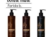 Secret de bonne mine avec Farida B. (HBB Concours#2)