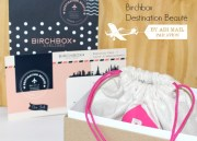 On décolle avec Birchbox Airlines - Avril 2015