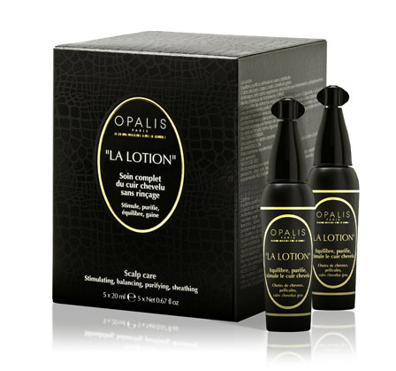 lotion capillaire opalis
