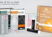 Compléments alimentaires pour Vitalité et Belle peau