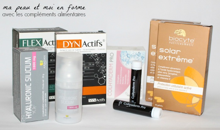 complements alimentaires beaute