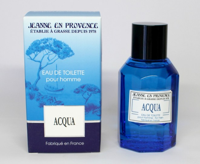 acqua jeanne en provence