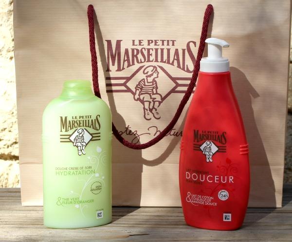 lait hydratant douceur petit marseillais