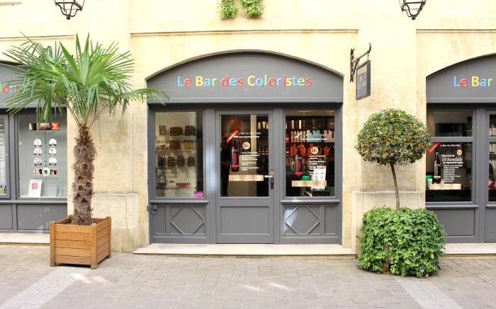 le bar des coloristes paris