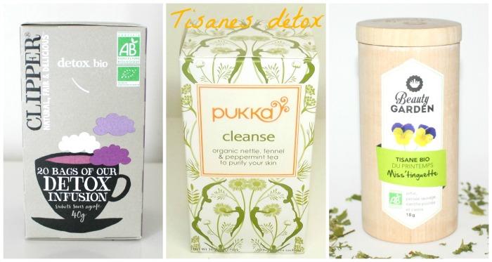 tisanes detox