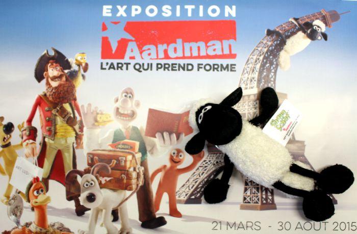 exposition aardman