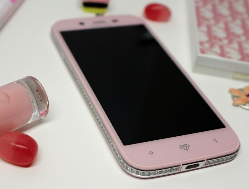 sugar phone swarovski