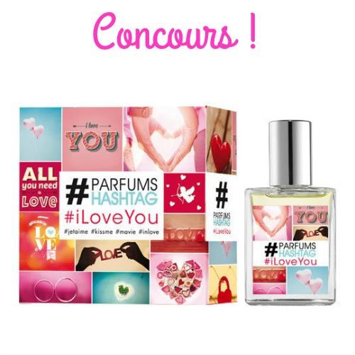 concours parfum hashtag