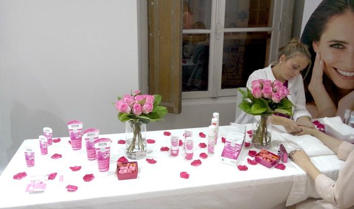 lavera gamme rose