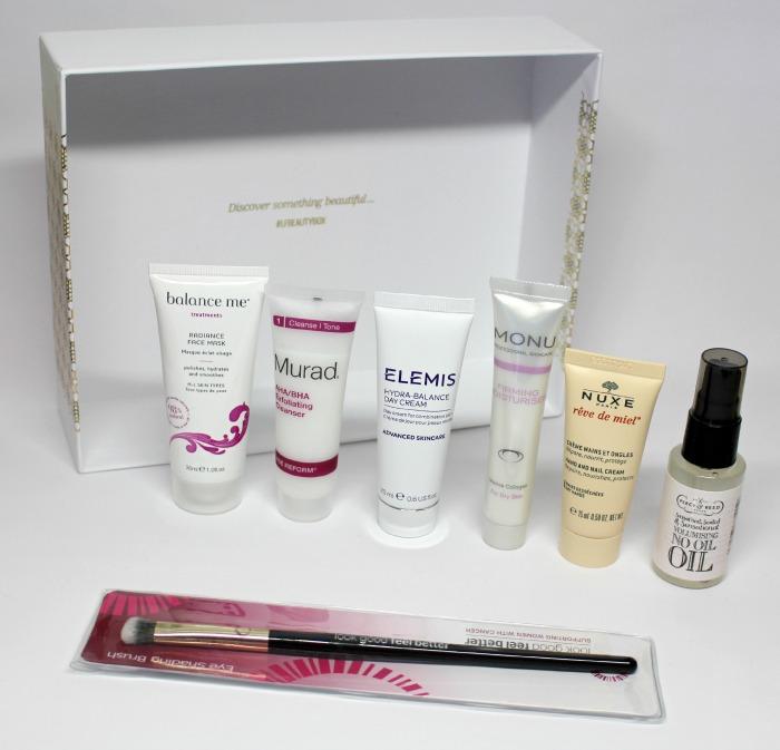 lf beauty box october