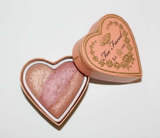 sweet hearts flush blush