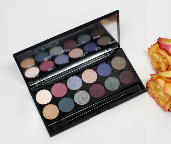 enchanted forest palette