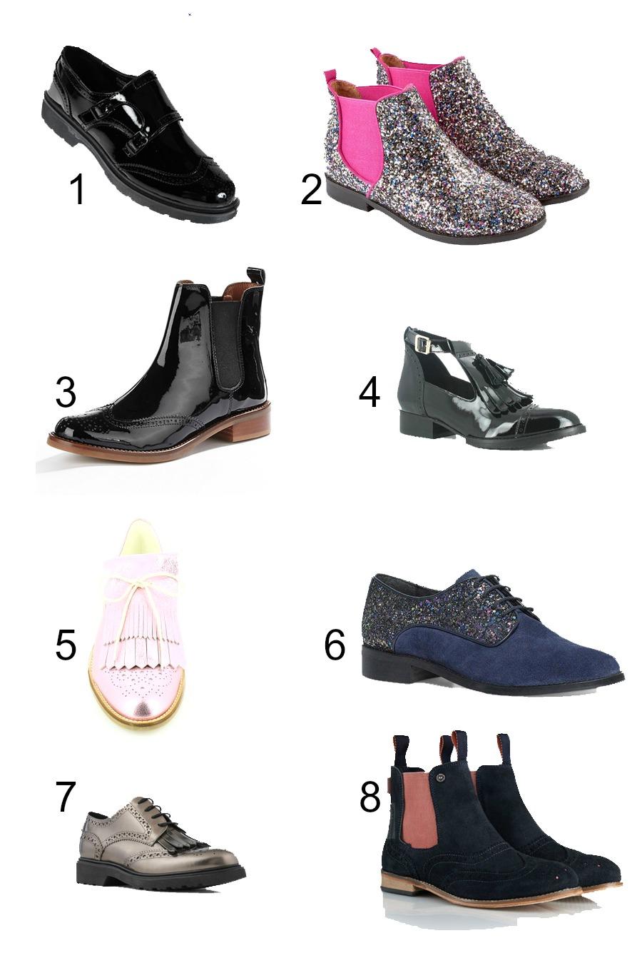 L'hiver Et D'amour Pour Derbies Boots wAI0xzpqz