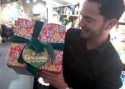 Magie de Noël chez Lush