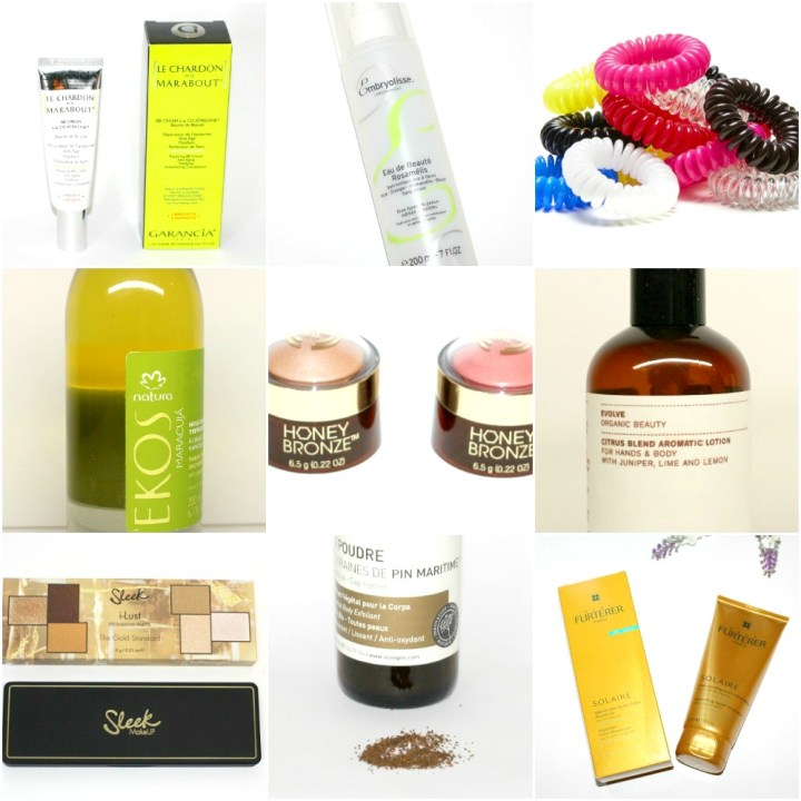 Happy Best Of 2015 : Mes 10 produits favoris