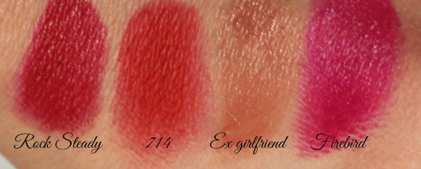 urban decay gwen stefani rouge a levres swatch