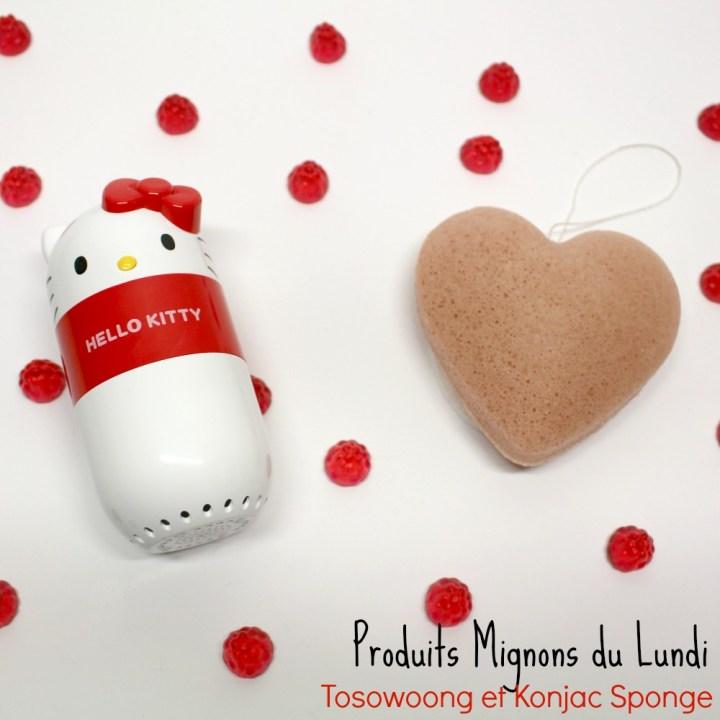 PMDL : Nettoyer son visage avec Hello Kitty et un Gros cœur !