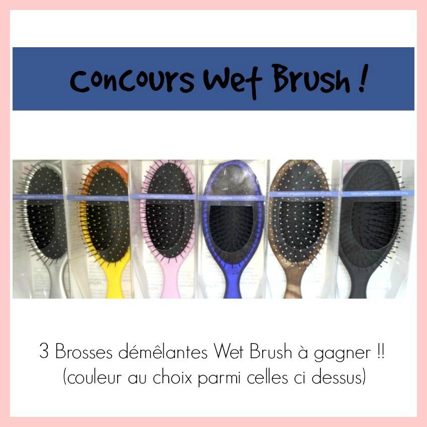 concours wet brush fb
