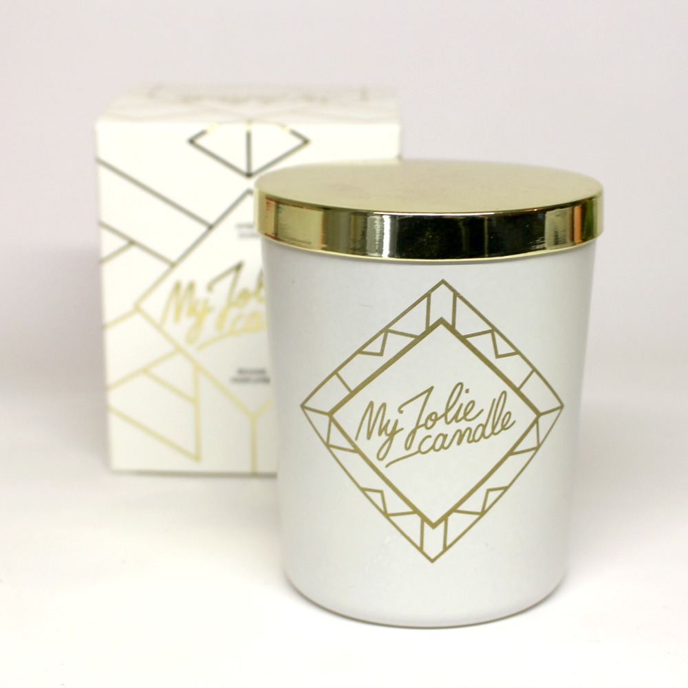 edition gold my jolie candle