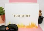 Prête pour l'été avec la LF Beauty box #LFJetsetter