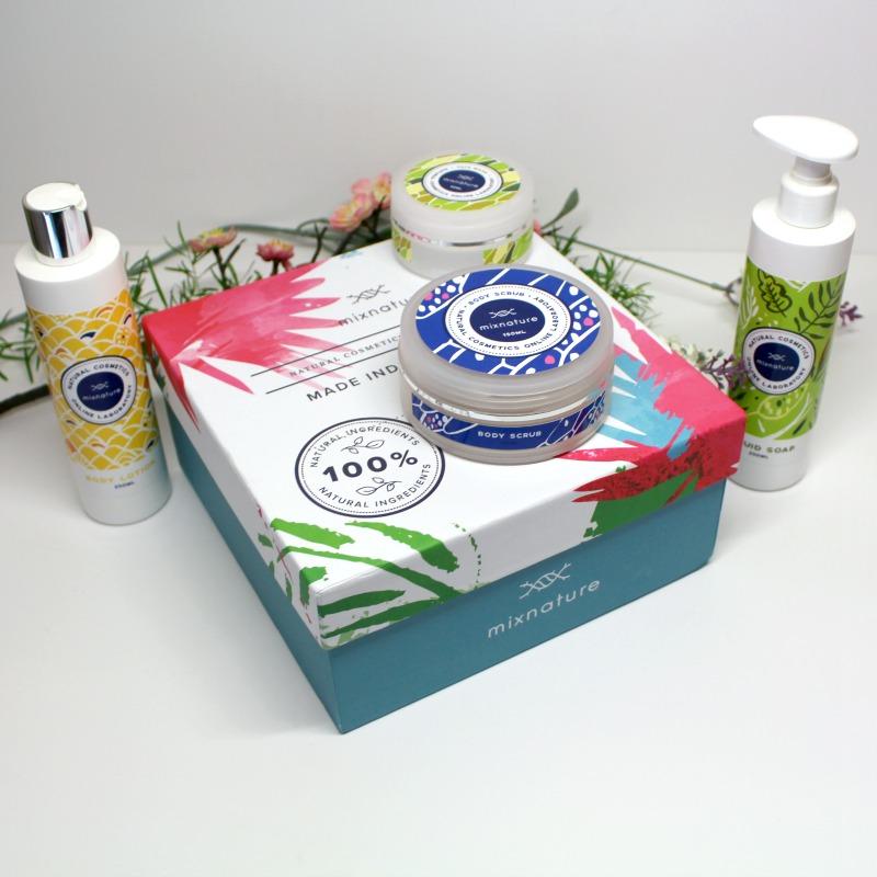mixnature natural cosmetics