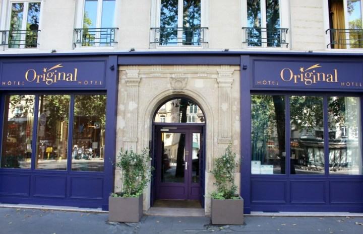 Nuit des Merveilles à l'hôtel Original !