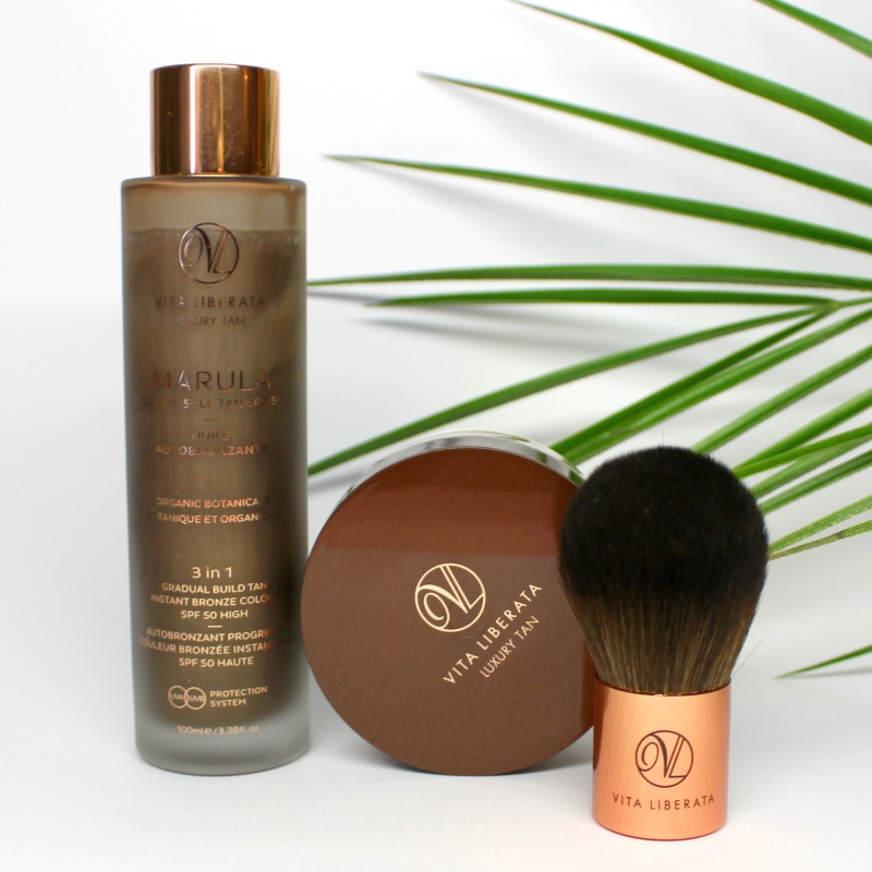 luxury tan vita liberata