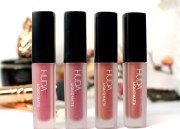 Minis Rouges à Lèvres mats Huda Beauty The Pink Edition