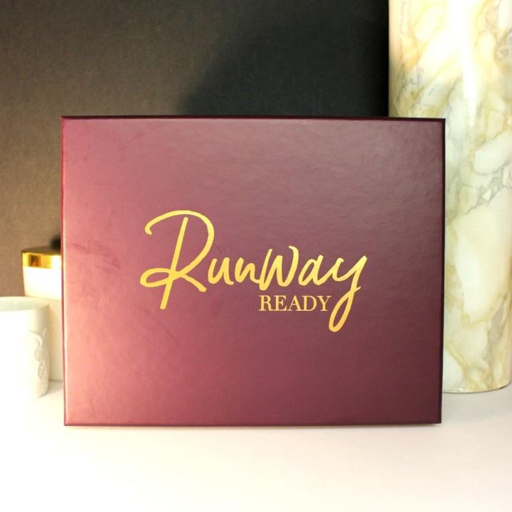 La Look Fantastic box qui nous rend Runway Ready