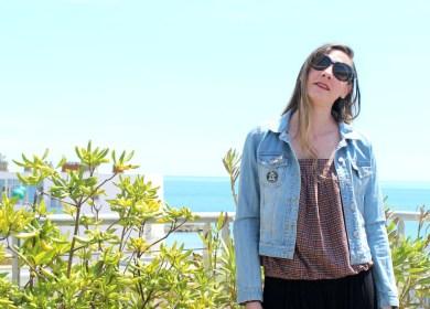 OOTD : La jupe culotte ou mon petit pyjama de plage !