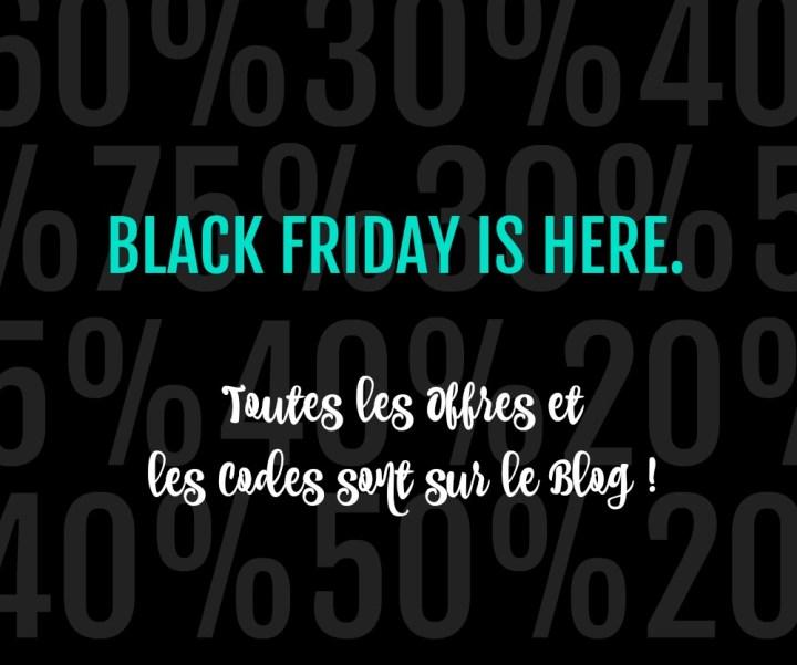Ma Sélection Beauté, Déco, Mode et Cadeaux pour le Black Friday !!