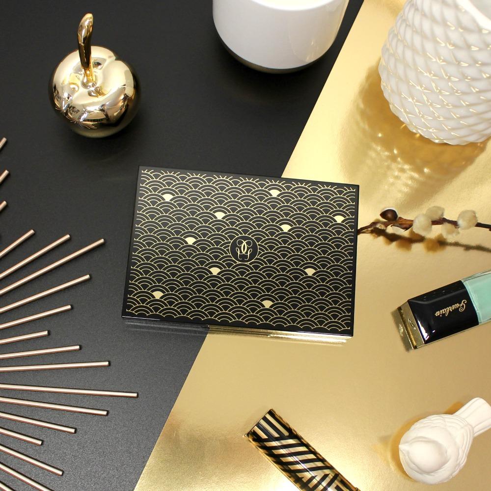 Palette GOLD de Guerlain : une belle palette à tout faire !