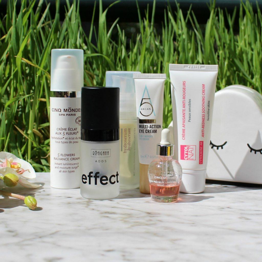 Routine Visage Apaisante : 5 soins qui calment ma peau !