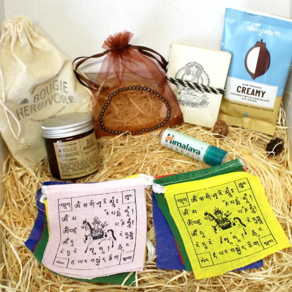 Une Nouvelle box Vegan : La Spiritual Box !