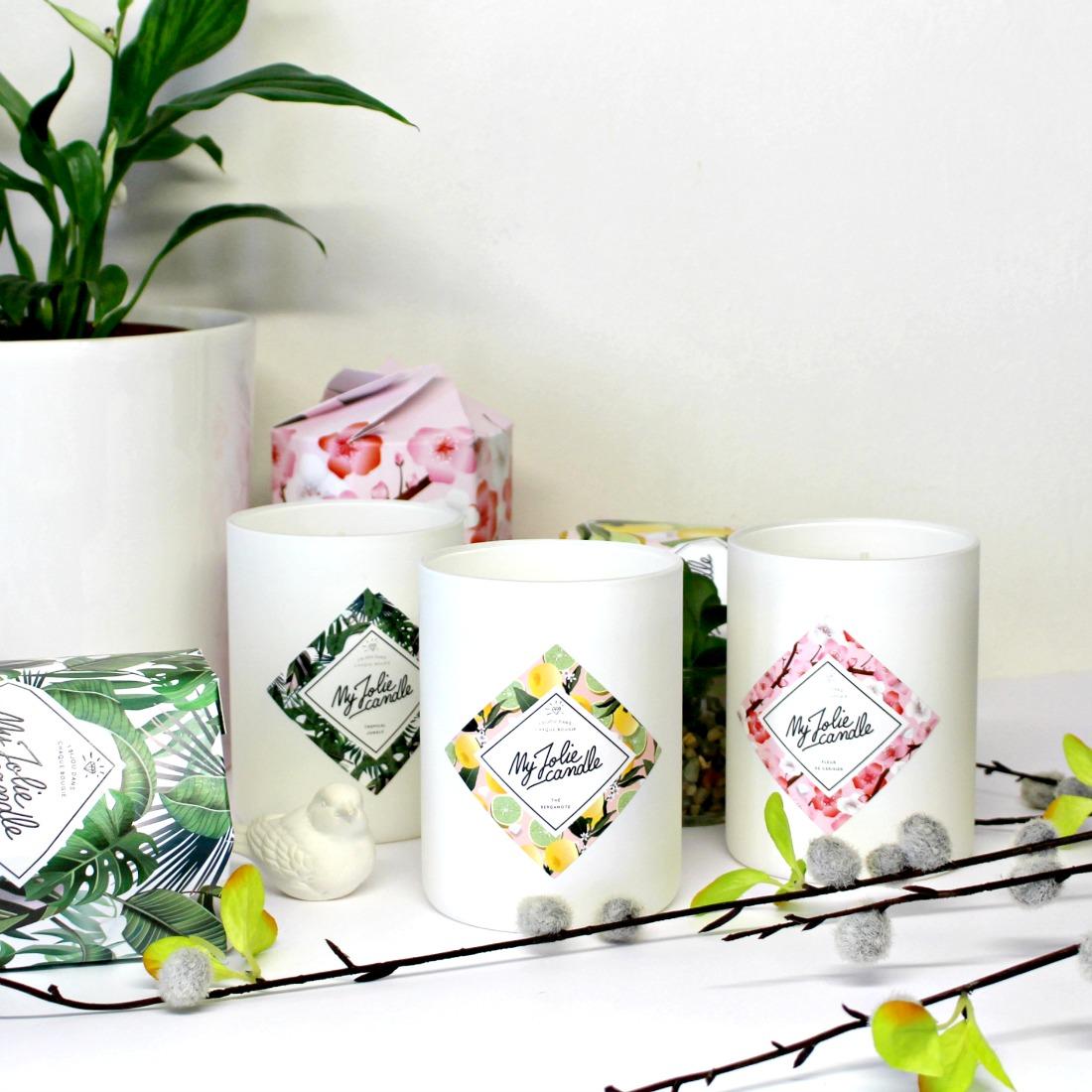 Offrir une Bougie Bijou parfumée pour la Fête des Mères (concours inside)