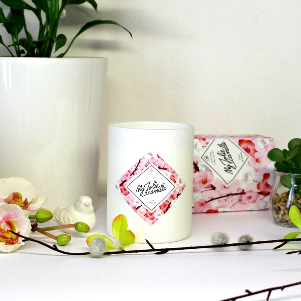 Offrir une Bougie Bijou parfumée pour la Fête des Mères